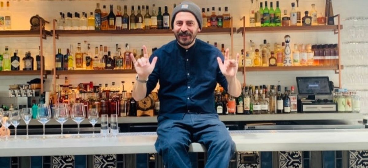 Photo for: Massimo Stronati on Bartending in Covid and 2021