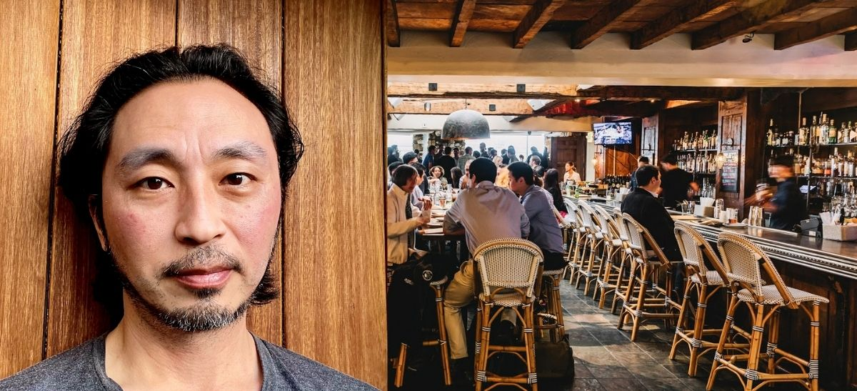 Photo for: Jason Lam on Bartending in coronavirus  and what's next