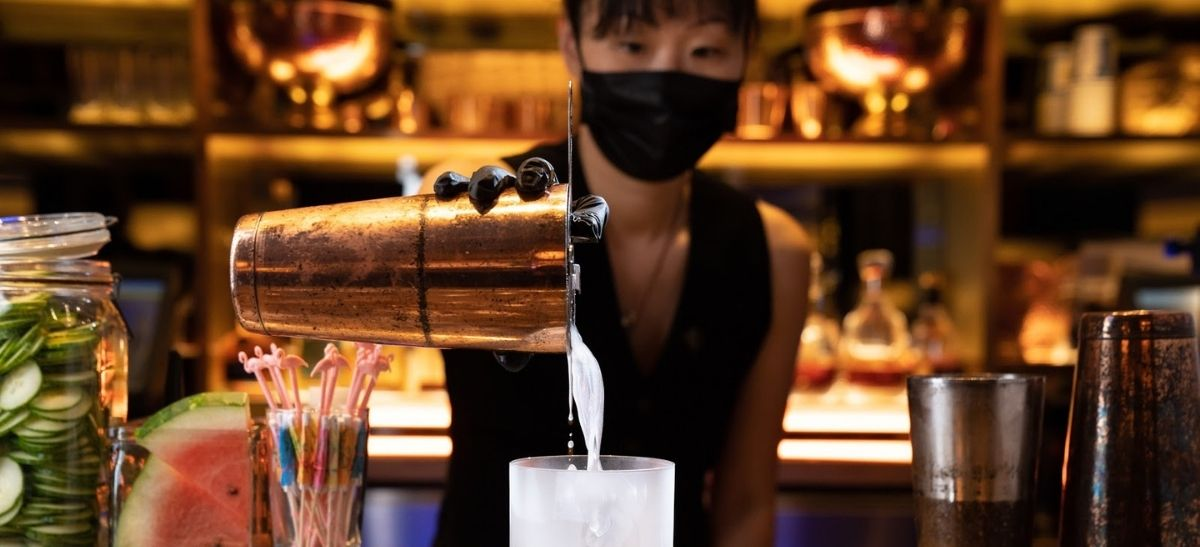 Photo for: Juyoung Kang on Covid, Bartending and 2021