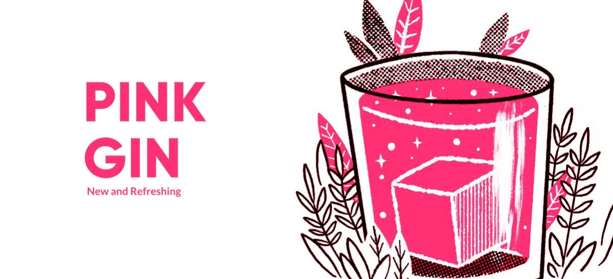 Photo for: This Summer Stock Up Your Bar Shelves With Pink Gin