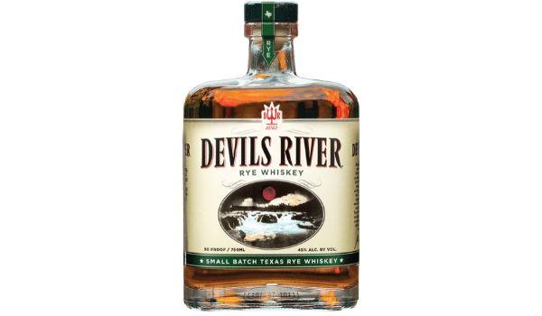 Devil\'s River Rye Whiskey