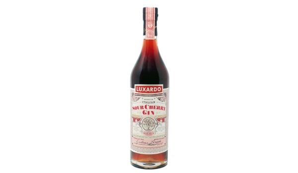 Sour Cherry Gin
