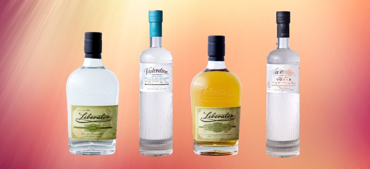 Photo for: Spirits By Valentine Distilling Co. Claimed Four Medals