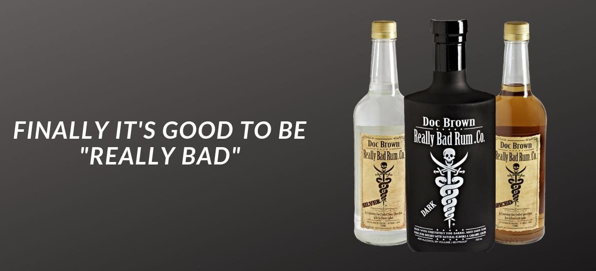 Photo for: Meet Really Bad Rums – Three Medal Winner