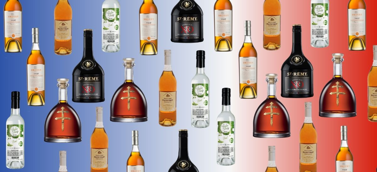 Photo for: Top Spirits From France To Drink in 2020