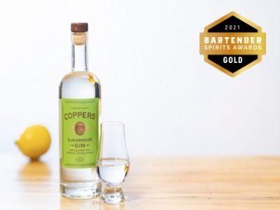 Vermont Sugar wood gin
