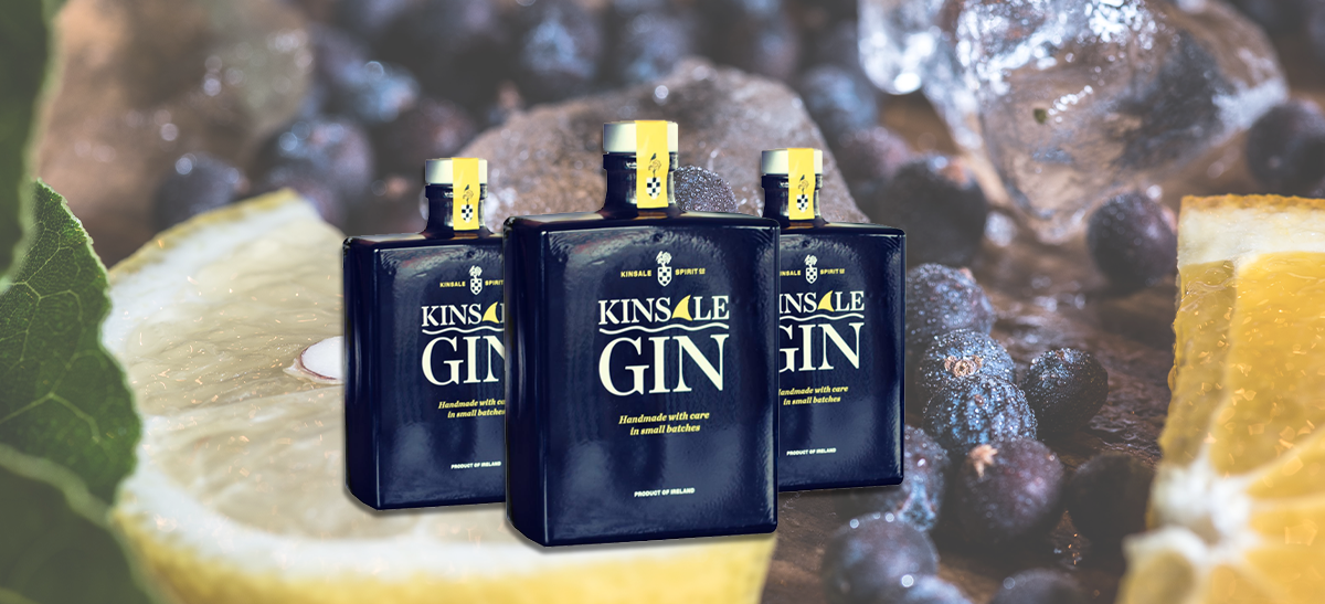 Photo for: Kinsale Gin Wins Gin Of The Year For The 2020 Bartender Spirits Awards