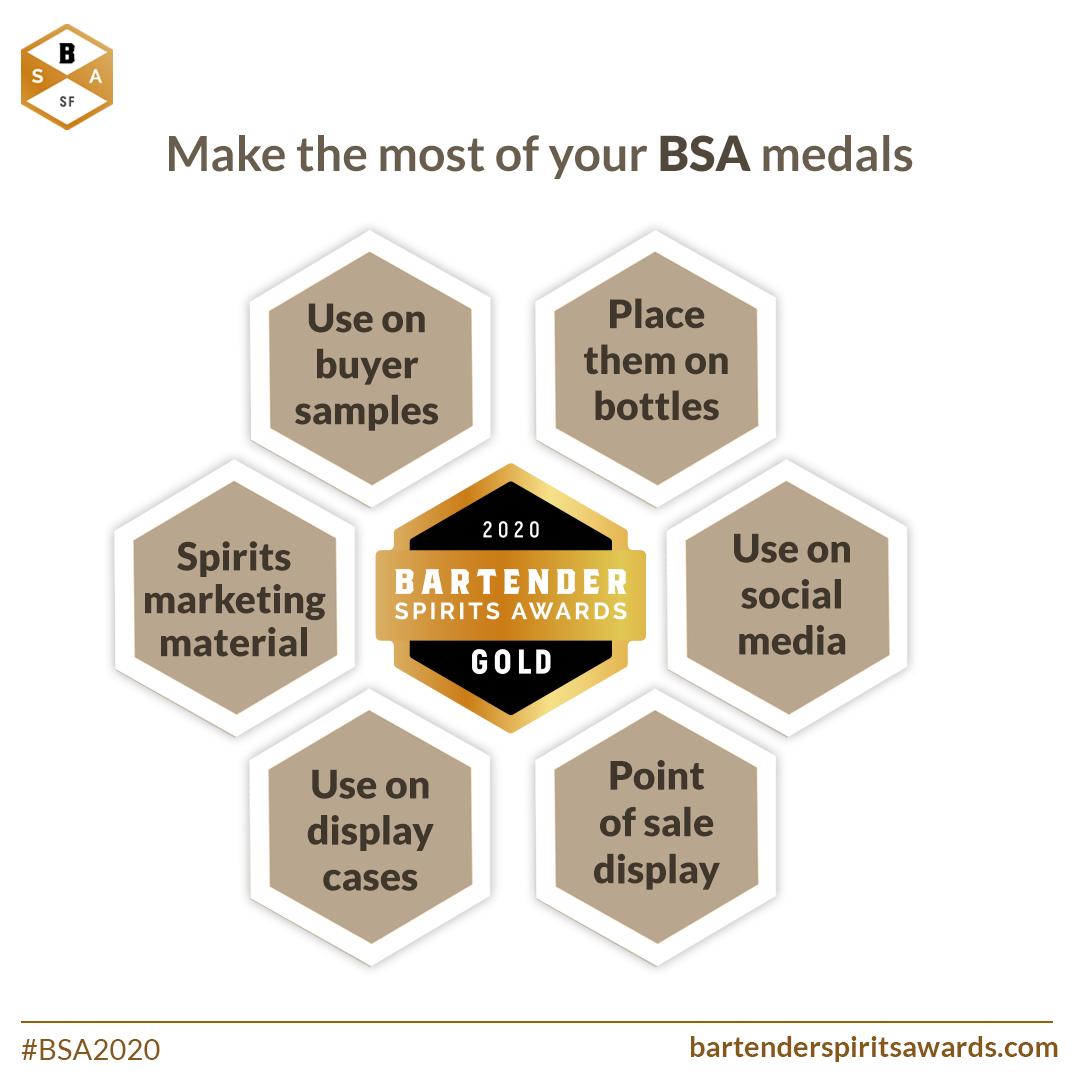 BSA gold medal