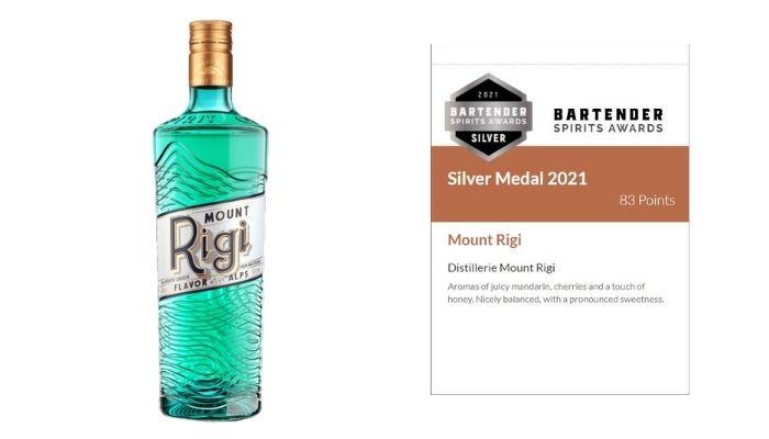 Mount Rigi Tasting Notes