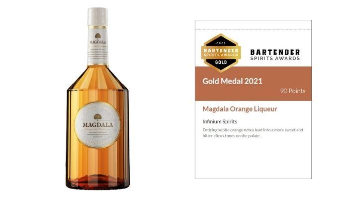 Magdala Orange Liqueur Tasting Notes