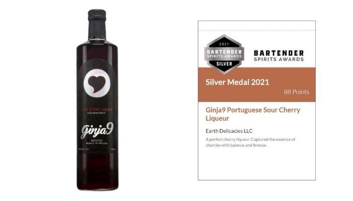 Ginja9 Portuguese Sour Cherry Liqueur Tasting Notes