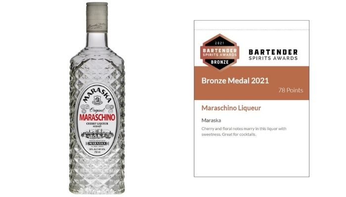 Maraschino Liqueur Tasting Notes