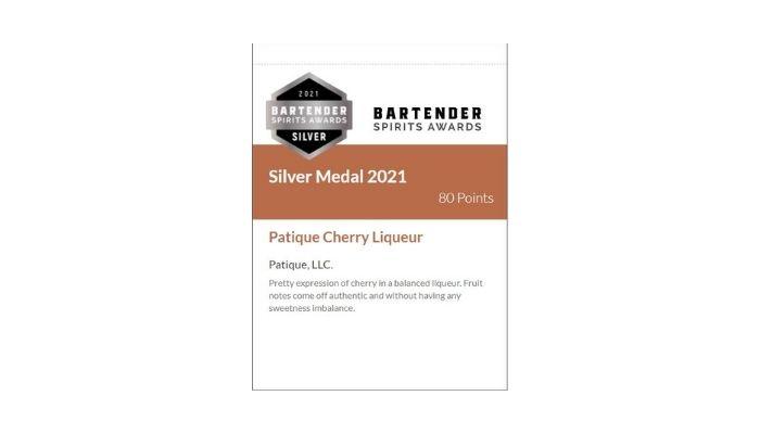 Patique Cherry Liqueur Tasting Notes