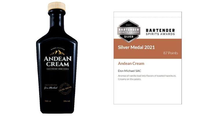 Andean Cream Tasting Notes