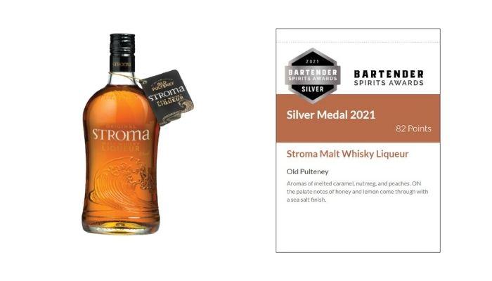 Stroma Malt Whisky Liqueur Tasting Notes