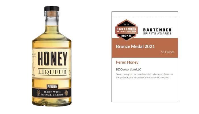 Perun Honey Tasting Notes