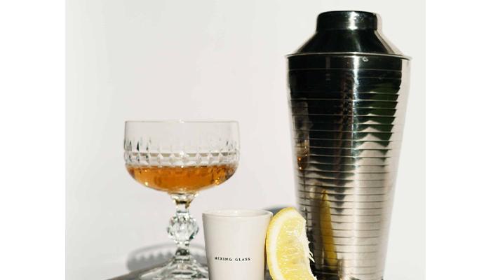 Cocktail Shaker, mixer set